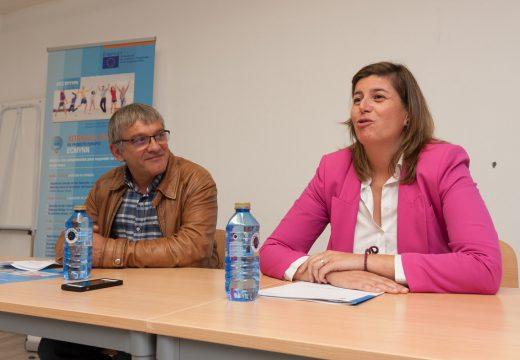 A Xunta louva o traballo de San Sadurniño na xornada de peche do programa ECMYNN
