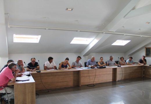 O Concello de Brión aproba a modificación puntual do Plan Parcial de Monte Balado