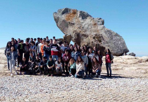 1.127 escolares xa participaron nas visitas guiadas por San Roque, Castro da Cidá e Pedra da Ra ofrecidas por turismo de Riveira
