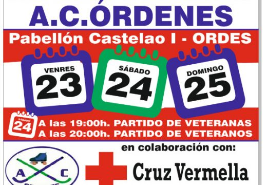II Torneo Hóckey sobre Patíns A.C. Órdenes