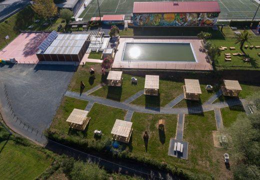 A piscina municipal de San Sadurniño inicia temporada o luns 19 de xuño nun contorno completamente renovado