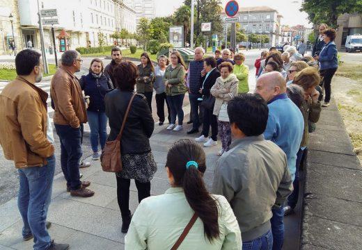 San Sadurniño achégase a Pontevedra co gallo do Día Internacional do Medio ambiente