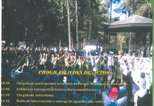 Aberto o prazo para asistir á XXXIX Xuntanza de maiores no Carballiño