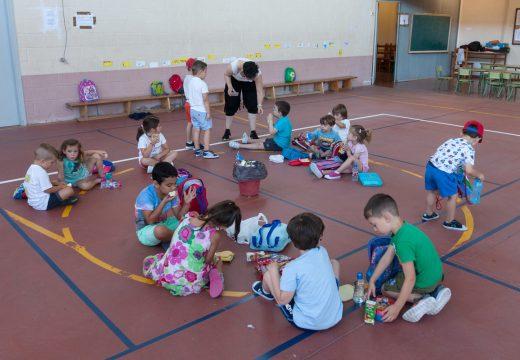 """Comeza en San Sadurniño unha """"Aldea de verán"""" centrada na natureza e na educación emocional"""