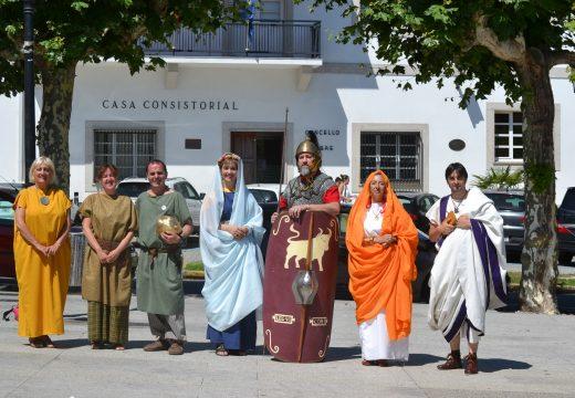 Cambre presenta a II Romaría  Castrexo Romana GALAICOI