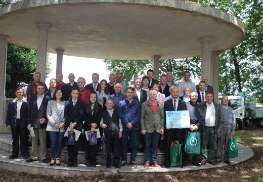 O Concello de Oroso homenaxea á Banda de Música de Arca e aos músicos do municipio que formaron ou forman parte da entidade