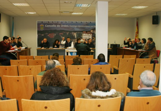 """Ordes aproba a súa inclusión na iniciativa 'Concellos Doing Business Galicia"""""""