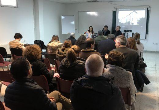 Medio Ambiente achega o contido da Guía de cor e materiais aos profesionais vencellados á arquitectura e ao urbanismo en A Coruña