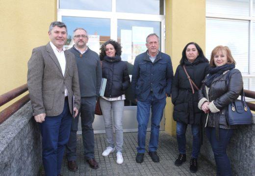 A Xunta licita por 620.000 euros a rehabilitación enerxética do CPI Plurilingüe Fonte Díaz de Touro