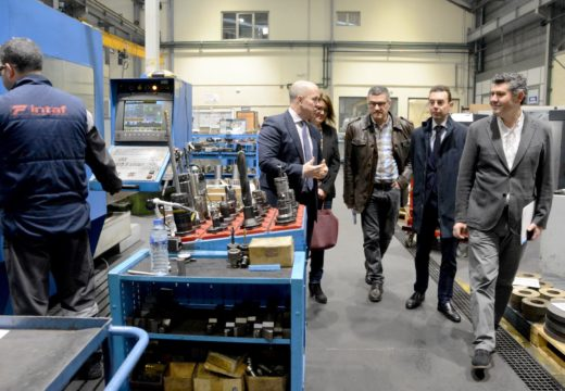 Unha empresa de enxeñaría de Narón implementa unha unidade I+D+i permanente a través dunha axuda do programa Innova Peme