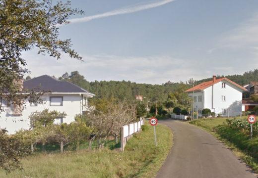 Saen a licitación por máis de 300.000 euros as obras de construción dunha senda peonil e a ampliación da travesía de Aldeagrande