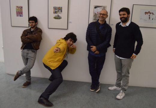 """XXII Edición dos premios """"Curuxa do Humor"""""""