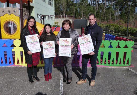 O Concello de Lousame celebrará o seu Festival de Entroido o sábado 10 de febreiro no polideportivo municipal Pilar Barreiro Senra