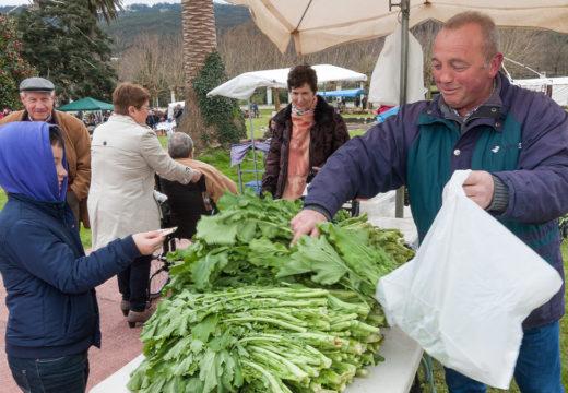 O mercado volve a San Sadurniño o domingo 25 de febreiro