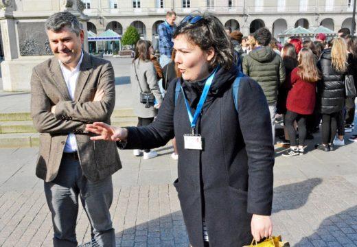 """Ovidio Rodeiro destaca o traballo dos guías turísticos como """"perfectos embaixadores"""" da Galicia competitiva e de calidade"""
