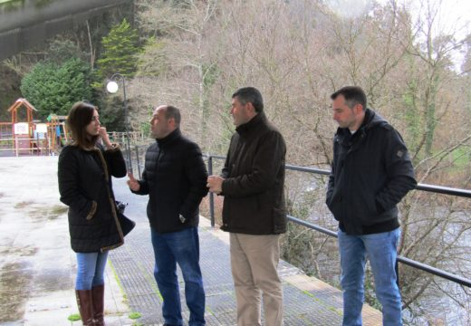 Turismo de Galicia financiou con 64.000 euros dúas actuacións de mellora na área recretiva de Ponte Aranga