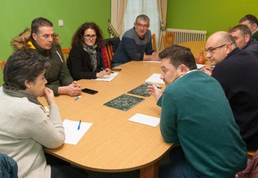 Os concellos da comarca póñense mans á obra coa candidatura do xeoparque