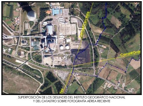 Ordes recibirá 35.000 € anuais tras a reordenación catastral do inmoble onde se sitúa a central térmica de Meirama