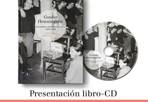 Presentación do libro CD Gravacións musicais en Galiza 1964-1968