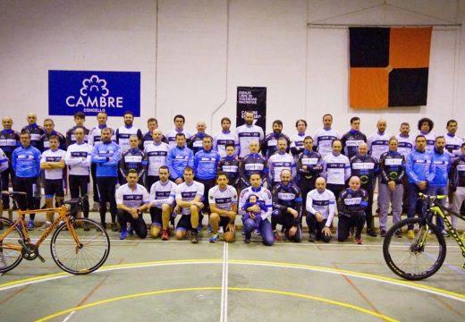 Un ano máis a Pena Ciclista Monte  Xalo comeza a súa actividade deportiva