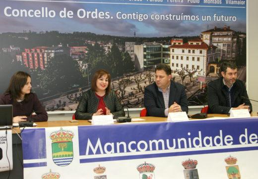 A directora xeral de Igualdade asiste en Ordes á presentación da nova app 'Concecta CIM'