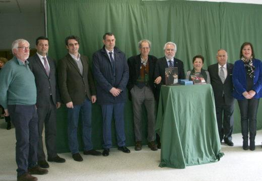 Respaldo institucional na posta de largo en Ordes para 'Isabel Zendal Gómez nos arquivos de Galicia'