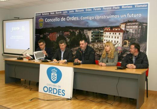 Ovidio Rodeiro preside en Ordes a charla sobre axudas e subvencións a empresas e autónomos