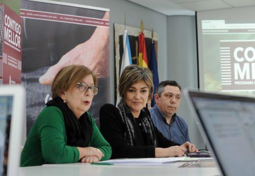A Deputación destina 300.000 euros ao desenvolvemento de políticas de Igualdade e loita contra a violencia de xénero