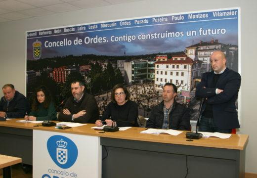 Pablo Vázquez Candal toma posesión como novo concelleiro do Goberno local ordense