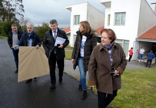 A Xunta destina preto de 400.000 euros á rehabilitación enerxética de doce Vivendas de Promoción Pública en Cerdido