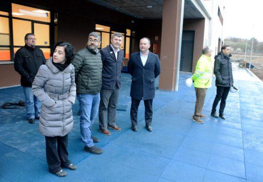 A entrada en funcionamento cara ao vindeiro curso do novo CEIP de Culleredo coloca a este concello á vangarda de Galicia