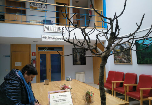 """O Concello de Brión pon en marcha a campaña """"Mulleres medrando coma árbores"""", coa que conmemorará o 8 de marzo"""