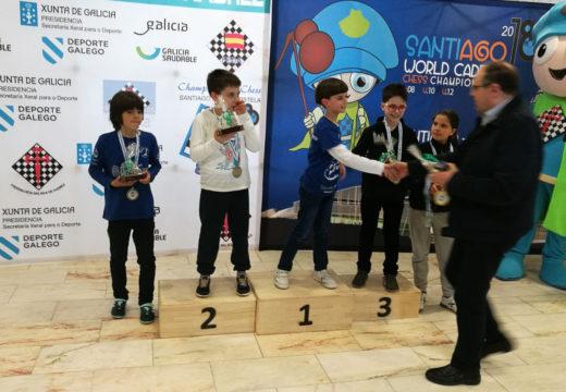 O Concello de Noia felicita ao noiés Iago Fernández Ramos, campión galego sub 10 nos campionatos de xadrez celebrados en Padrón