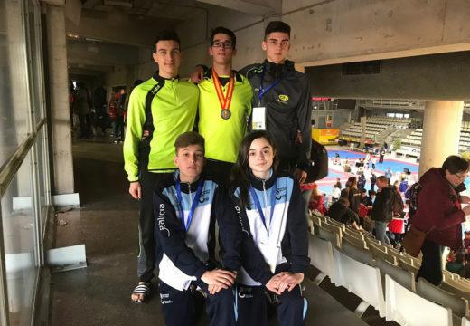 O Concello de Noia felicita a Jesús Manuel Veiga Freire, subcampión júnior no Open de España de Taekwondo desputado en Alacante