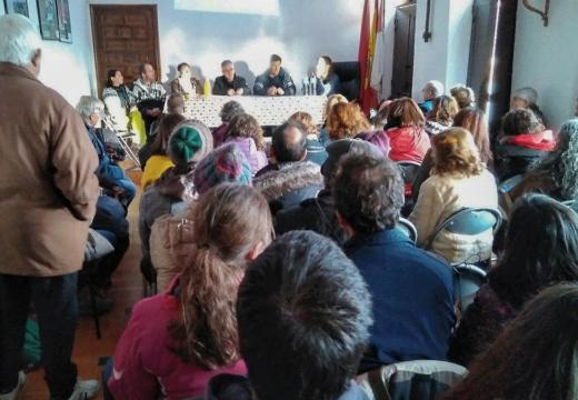 O Concello de San Sadurniño e a AGFA participan en Valladolid na Feira ibérica de fructicultura local