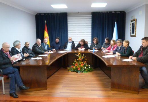 Os promotores do Camiño Inglés pola Ría de Muros-Noia dan un paso adiante de cara a conseguir a oficialización do trazado Xacobeo
