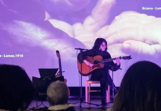 O teatro, a música e o audiovisual pecharon este sábado os actos do 8 de marzo en San Sadurniño
