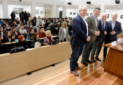 O CIFP de Someso celebrou o comezo das Prácticas Profesionais en Empresas de 222 alumnos dos ciclos medios e superiores de FP
