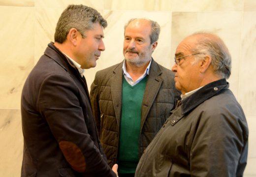 A Xunta comunícalle aos empresarios do polígono das Somozas a inminente implantación da conexión ultrarrápida a internet