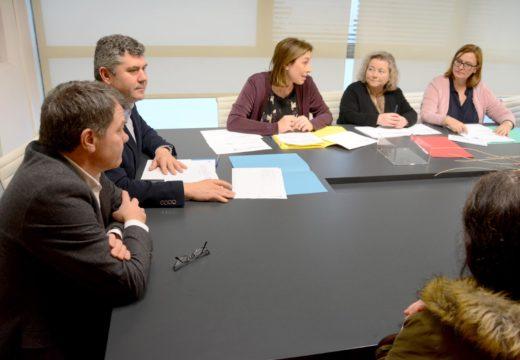 A Xunta de Galicia adxudica mediante un sorteo ante notario sete viviendas de promoción pública en Eirís e Novo Mesoiro