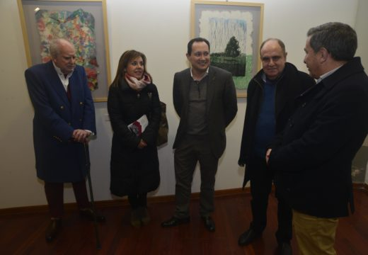 Un total de 52 obras compoñen a exposición colectiva Foto Xilogravadura, que se pode ver no Museo do Gravado de Artes