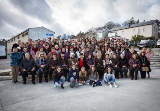 85 mulleres acoden ao chamamento municipal para retratar o Moeche en feminino de 2018