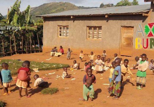 'Axuda a Burundi' solicita a colaboración cidadá na recollida de material para a reforma dun orfanato