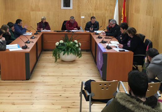 BNG e PSOE apoian no pleno de San Sadurniño a folga feminista do próximo 8 de marzo