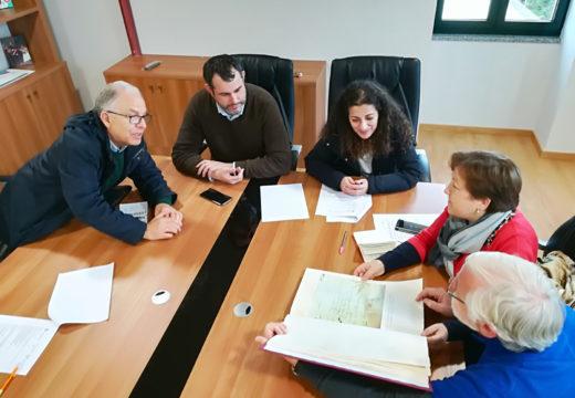 Xuntanza de traballo para a creación da bolsa Isabel Zendal