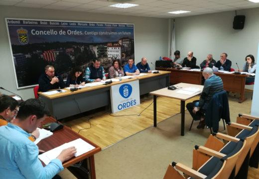 Martínez Sanjurjo demanda a implicación de toda a corporación no caso dos parques eólicos de Ordes