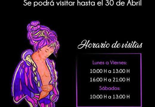 """""""As mulleres"""", de Yolanda Vizoso, amosaránse a partir do vindeiro luns en Fene"""
