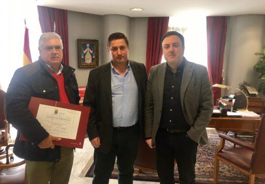 A Deputación destina 131.000 euros para un proxecto de mellora da seguridade viaria na DP 1201 ao seu paso por Boqueixón