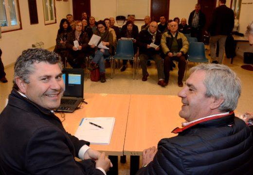 Carral acolleu un novo encontro aberto sobre as liñas de axudas para vivendas da consellería de infraestruturas