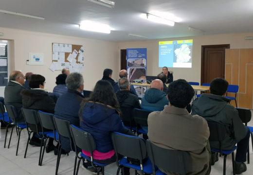 Boqueixón acolleu unha charla sobre axudas para a rehabilitación de vivendas no Camiño